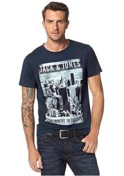 """Футболка """"Cityscape"""" JACK & JONES"""