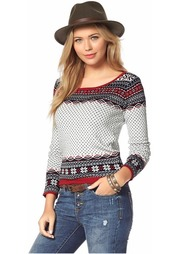 Пуловер AJC