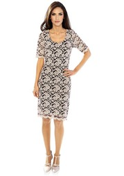 Кружевное платье Ashley Brooke