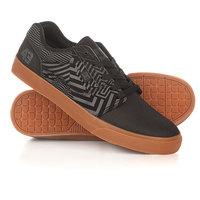 Кеды кроссовки низкие DC Tonik Kb Black/Grey/Brown