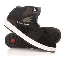 Кеды кроссовки высокие DC Seneca High Black
