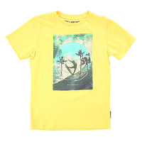 Футболка детская Billabong Elevation Dust Yellow