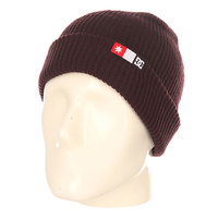 Шапка DC Shoes Core Beanie Winetasting