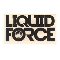 Наклейки Liquid Force Decal Stacked Devil Assorted