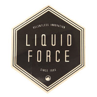 Наклейки Liquid Force Diamondz Black