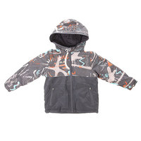 Куртка зимняя детский Quiksilver Protejackboy K Jckt Navy Blazer