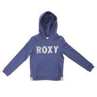 Толстовка кенгуру Roxy Riding G Otlr Blue Print