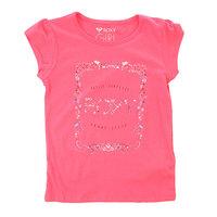Футболка детская Roxy Twlittle K Tees Paradise Pink