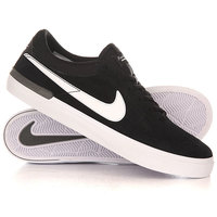 Кеды кроссовки низкие Nike SB Koston Hypervulc Black/White/Dark Grey