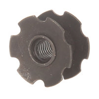 Болты Phoenix Star Nut 6mm Black