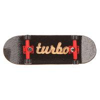 Фингерборд Turbo-FB П10 Гравировка Black/Red