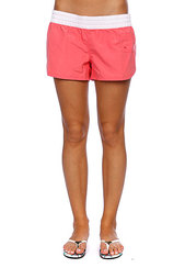 Шорты классические женские Oakley First Blush Coral Pink