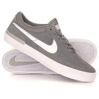 Кеды кроссовки низкие Nike SB Koston Hypervulc Cool Grey/White-Wolf