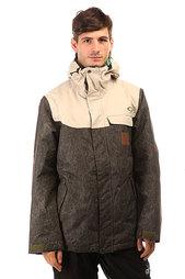 Куртка Oakley Rykkinn Jacket Worn Olive