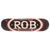 Дека для скейтборда для скейтборда Real Roll For Rob Stop2 32 x 8.25 (21 см)