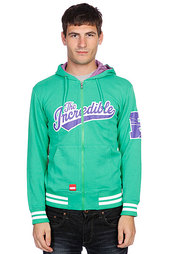 Толстовка Addict Hulk Zip Hoody Green