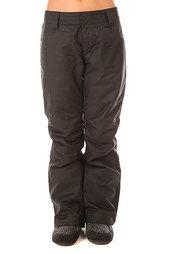 Штаны сноубордические женские Oakley Madison Pant Jet Black
