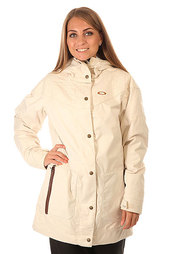 Куртка женская Oakley Port Jacket Light Cream