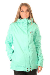 Куртка женская Oakley Hazel Jacket Biscay Green