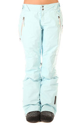 Штаны сноубордические женские Oakley Moving Pants Blue Crystal