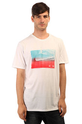 Футболка Oakley O-Wave Tee White