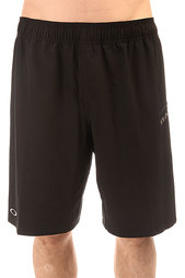 Шорты пляжные Oakley Electroreception Short Jet Black