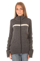 Толстовка сноубордическая женская Oakley Cool Down Jacket Jet Black