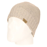 Шапка Oakley Girdwood Beanie Crystal Gray