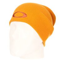 Шапка носок Oakley Retro Flip Beanie Golden
