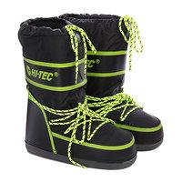 Ботинки зимние женские Hi-Tec Blunt Fluo Black/Lime