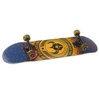 Скейтборд в сборе детский детский Darkstar S6 Revolt Youth Mid Orange 29.25 x 7.25 (18.4 см)