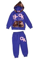 Комплект: толстовка, брюки Kidly