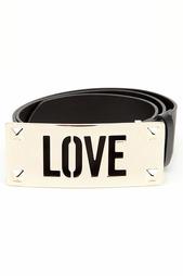 Ремень Love Moschino