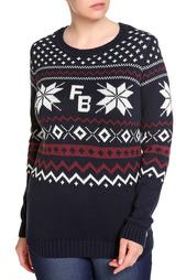 Пуловер FIORA BLUE