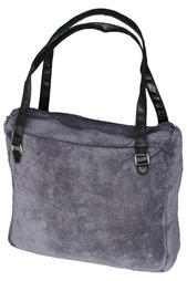 Декоративный плед, сумка MIKRONESSE