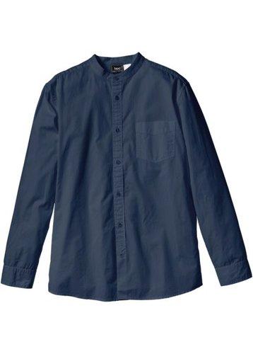 Рубашка Regular Fit с длинным рукавом (белый)