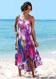 Пляжное платье (лиловый) Bonprix