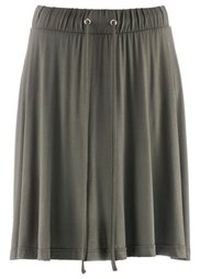 Трикотажная юбка (нежный ярко-розовый) Bonprix