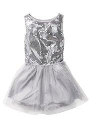 Праздничное платье, Размеры  116-170 (темно-красный) Bonprix
