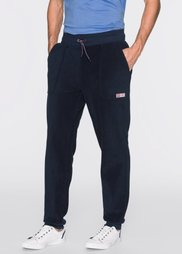 Флисовые брюки (темно-синий) Bonprix