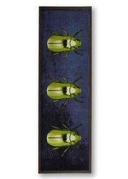 Коврик для двери Карл (зеленый) Bonprix