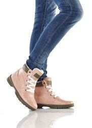 Зимние ботинки (дымчато-розовый) Bonprix