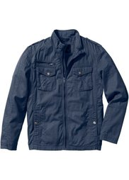 Хлопковая куртка Regular Fit (желтый) Bonprix