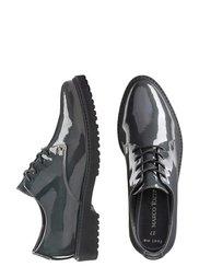 Лакированные туфли (серый) Bonprix
