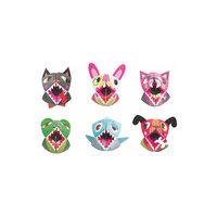 """Набор для творчества: оригами """"Животные"""", 6 карточек Janod"""