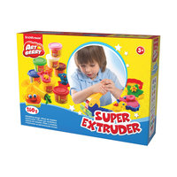 Игровой набор Super Extruder Playset, Artberry, 8 цв Erich Krause