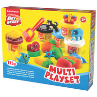 Игровой набор Multi Playset, Artberry, 5 цв Erich Krause