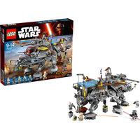 LEGO Star Wars 75157: Шагающий штурмовой вездеход AT-TE капитана Рекса