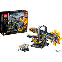 LEGO Technic 42055: Роторный экскаватор