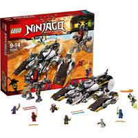LEGO NINJAGO 70595: Внедорожник с суперсистемой маскировки
